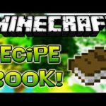 Recipe Book para Minecraft 1.5.1 Descargar e Instalar