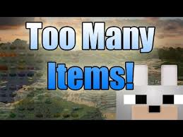 Too-Many-Items-Mod1