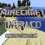 Timber Mod para Minecraft 1.5.2 | Descargar e Instalar