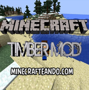 timber mod minecraft 152