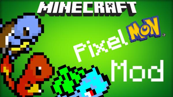 Minecraft-PixelMon-Mod