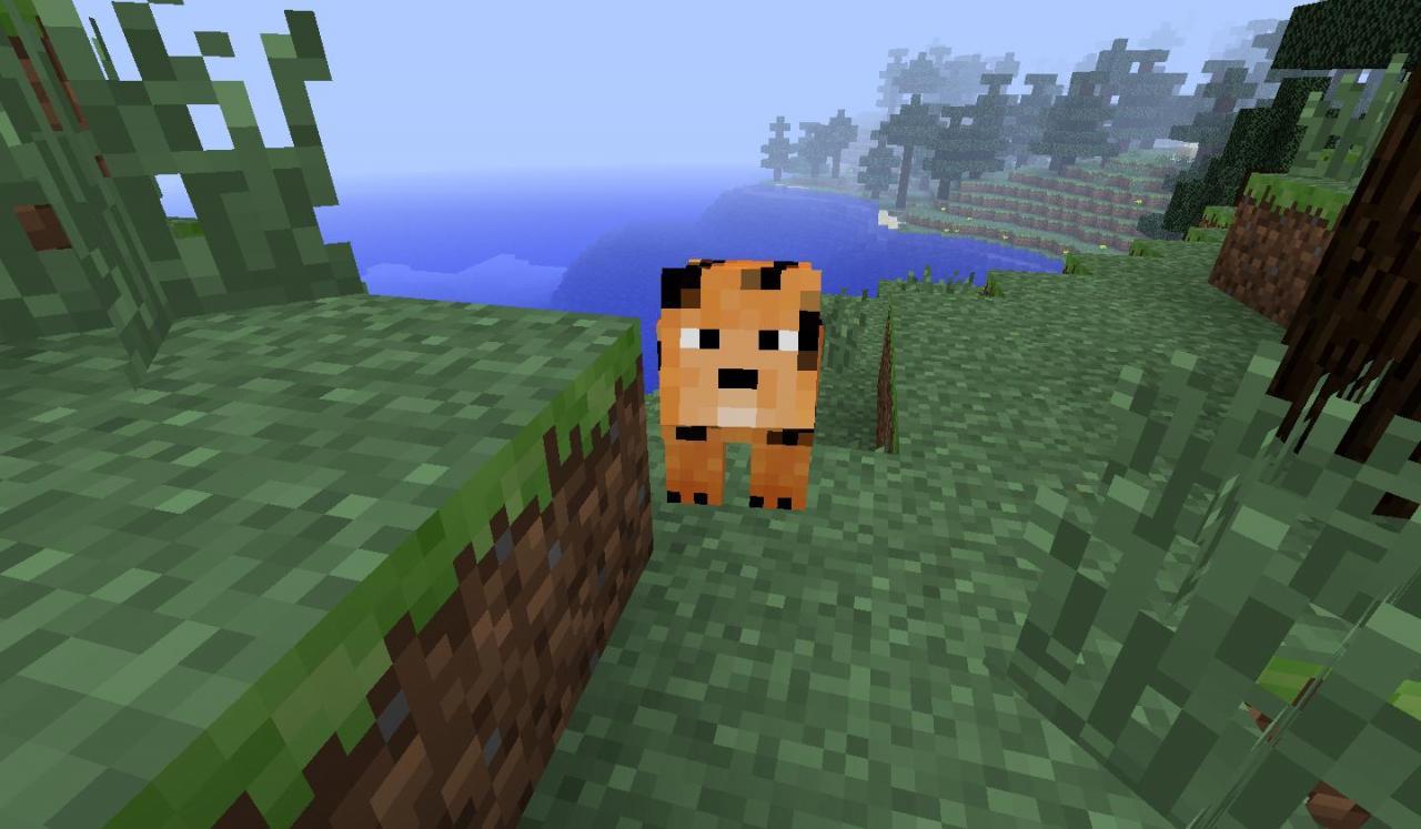 Minecraft Cat Name Ideas