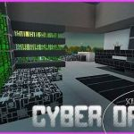 Cyber Optics HD Resource Pack para Minecraft [1.7.4, 1.7.2, 1.6.4] | Descargar e Instalar