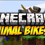 Animal Bikes Mod para Minecraft [1.7.2] | Descargar e Instalar