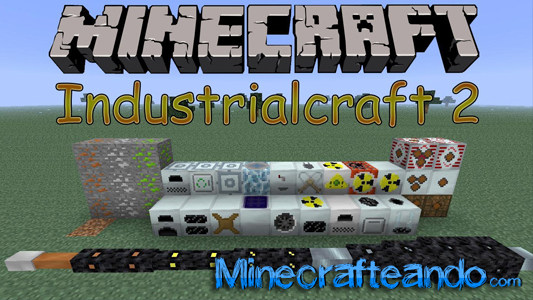 Industrial craft minecrafteando