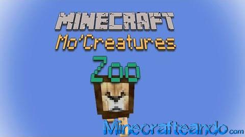 Mo Creatures Zoo Mapa
