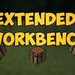 Extended Workbench Mod para Minecraft [1.7.2] | Descargar e Instalar