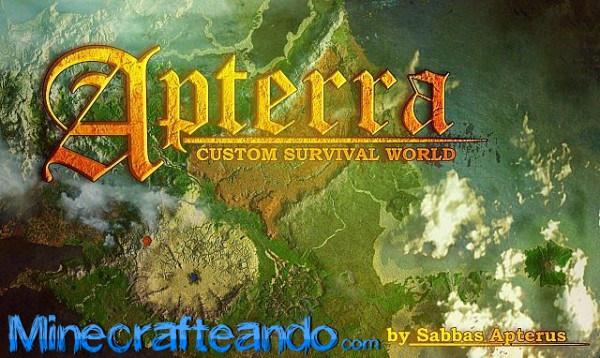 Apterra-Mapa