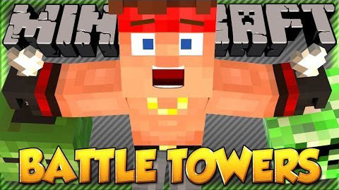 Battle Towers Mod español