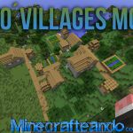 Mo´Villages Mod para Minecraft [1.7.2] | Descargar e Instalar