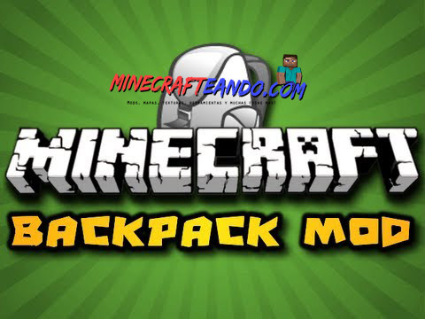 Backpacks-Mod