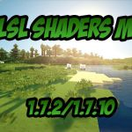 GLSL Shaders Mod para Minecraft [1.7.10/1.7.2] | Descargar e Instalar