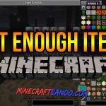 Not Enough Items Mod para Minecraft [1.7.10/1.7.2/1.6.4/1.5.2] | Descargar e Instalar