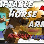 Craftable Horse Armor Mod para Minecraft [1.7.10/1.7.2/1.6.4] | Descargar e Instalar