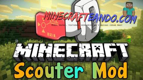 Scouter-Mod-Español-Minecrafteando