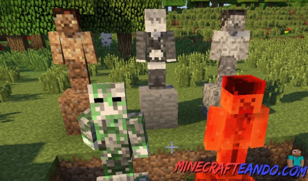 Statues-Mod-Minecraft