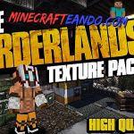 True Borderlands 2 Paquete de Recursos para Minecraft [1.7.10/1.7.2/1.6.4] | Descargar e Instalar