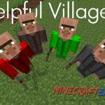Helpful Villagers (Aldeanos Utiles) para Minecraft [1.7.10] | Descargar e Instalar