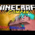 Pig Companion Mod para Minecraft [1.7.10/1.7.2/1.6.4/1.5.2] | Descargar e Instalar