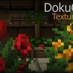 DokuCraft Paquete de Recursos para Minecraft [1.8/1.7.10/1.7.2/1.6.4] | Descargar e Instalar