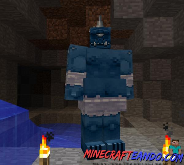 Mo`Creatures mod minecraft español 2