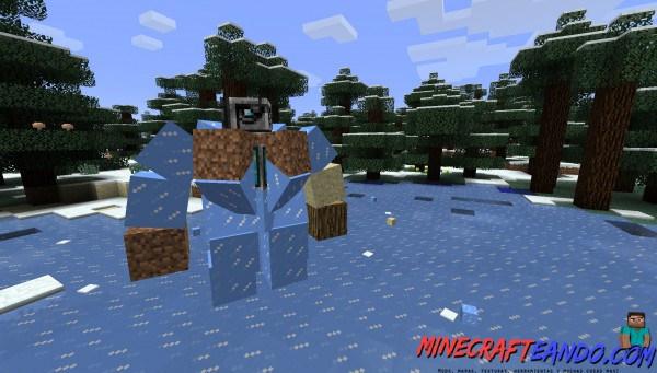 Mo`Creatures mod minecraft español 8
