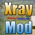 XRay (Fly) Mod para Minecraft [1.8/1.7.10/1.7.2] | Descargar e Instalar