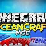 Oceancraft Mod para Minecraft [1.7.10 / 1.7.2 / 1.6.4] | Descargar e Instalar