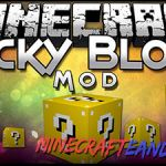 Lucky Block Mod para Minecraft 1.7.10/1.7.2/1.6.4 | Descargar e Instalar