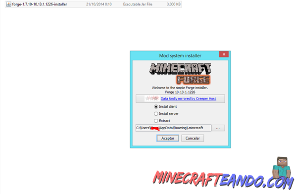 Minecraft-Forge-Descargar2