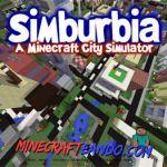 Simburbia Mapa Para Minecraft [1.8] | Descargar e Instalar