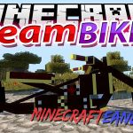 Steam Bikes Mod para Minecraft [1.7.10, 1.7.2, 1.6.4] | Descargar e Instalar