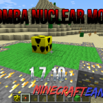 Bomba Nuclear Mod para Minecraft 1.7.10 | Descargar e Instalar