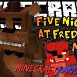 Five Nights at Freddy's Mod para Minecraft 1.7.10 | Descargar e Instalar