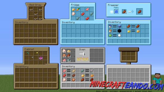 crafting guide mod 1.6 4
