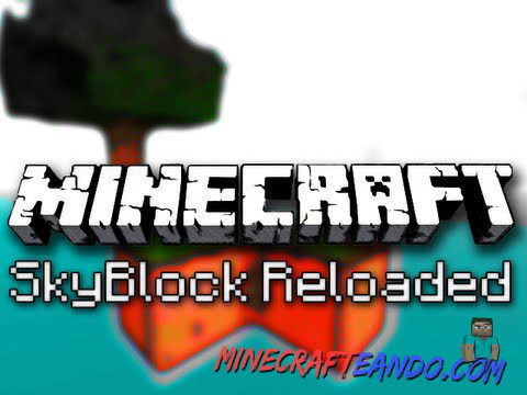 Skyblock-Reloaded-Mapa-minecraft