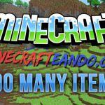 TooManyItems para Minecraft 1.8/1.7.10/1.7.2/1.6.4 | Descargar e Instalar