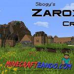 Sibogy´s ZAROXITE craft Paquete de Recurso Para Minecraft [1.8.1/1.8/1.7.10/1.7.2/1.6.4] | Descargar e Instalar