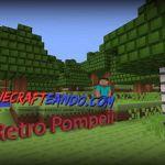 Retro Pompeii Paquete de Recurso Para Minecraft [1.8.1/1.8/1.7.10/1.7.2] | Descargar e Instalar