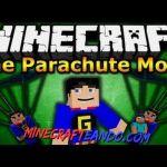 Parachute Mod para Minecraft [1.8/1.7.10/1.7.2/1.6.4/1.5.2] | Descargar e Instalar