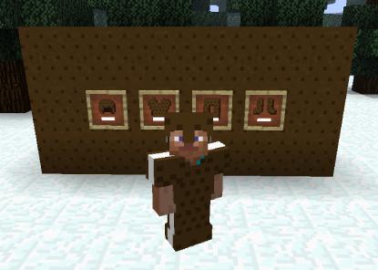 Ice cream sandwich creeper mod para minecraft 1 8 1 7 10 1 7 2 1 6 4 1