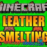 Yet Another Leather Smelting Mod para Minecraft 1.8/1.7.10/1.7.2/1.6.4