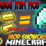 Exchange Orb Mod para Minecraft 1.8/1.7.10