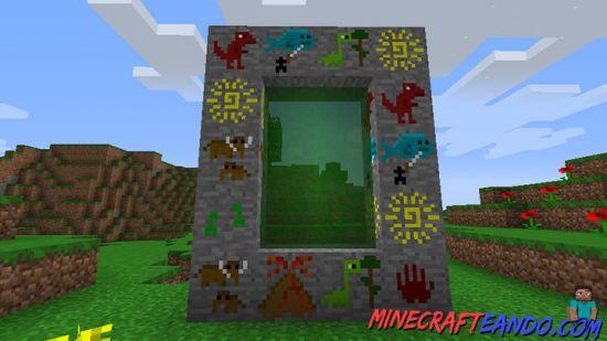 Dinosaur-Dimension-Mod-Minecrafteando
