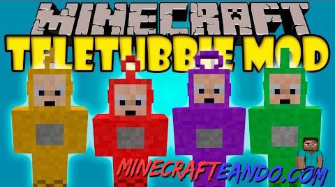 Teletubbie-Mod-Minecrafteando