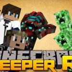 Creeper Run Mapa para Minecraft 1.8