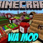 "WA Mod ""Nuevos Items Japoneses"" Para Minecraft 1.7.10/1.7.2/1.6.4"