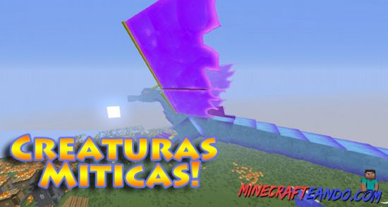 MLP-Mythical-Creatures-Mod-Minecrafteando