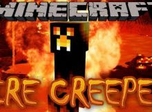 creepers-fire-mod