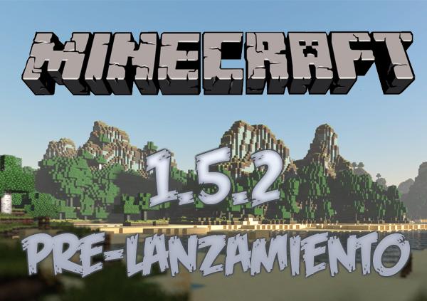 minecraft 1.5.2 PRE-minecrafteando.com